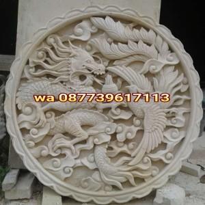 Harga ukiran batu alam ornamen relief patung | HARGALOKA.COM