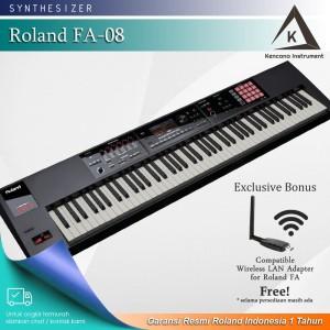Harga roland fa 08 fa08 fa 08 synthesizer   workstation   digital | HARGALOKA.COM