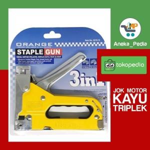 Harga kokoh super awet steples tembak staples multifungsi kayu jok | HARGALOKA.COM