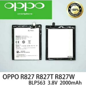 Harga baterai original oppo find 5 mini r827 blp 563 | HARGALOKA.COM