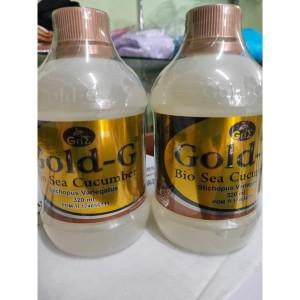 Harga jelly gamat gold g l gold g bio sea cucumber original | HARGALOKA.COM