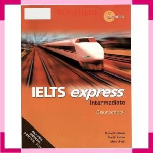 Harga ielts express intermediate 2 ebook   course wb mp3 speak | HARGALOKA.COM