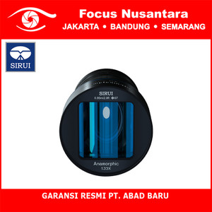 Harga sirui 50mm f 1 8 1 33x anamorphic lens for sony e mount aps c | HARGALOKA.COM