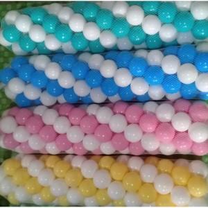 Harga bola mandi mainan kolam anak warna pastel   4 warna   HARGALOKA.COM