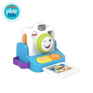 Harga fisher price laugh and learn click amp learn instant camera   | HARGALOKA.COM