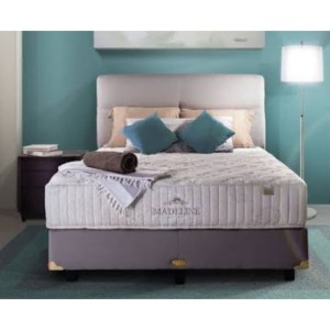 Harga aristoctocrate madeline   central springbed   mattress 100 x 200 | HARGALOKA.COM
