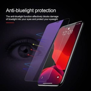 Harga tempered glass anti gores kaca anti blue light radiasi iphone xs | HARGALOKA.COM