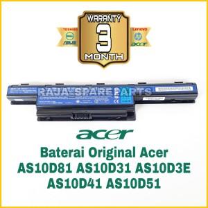 Harga baterai original laptop acer aspire 5551 5551g 5552g 5560 | HARGALOKA.COM