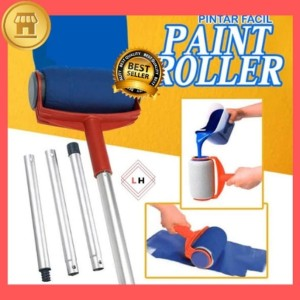 Katalog Paint Roller Pro Kuas Roll Cat Tembok Mudah Easy Lengkap Katalog.or.id