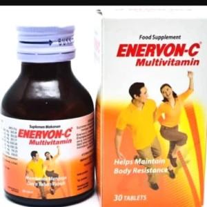 Harga enervon c multivitamin untuk daya tahan | HARGALOKA.COM