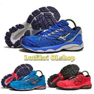 Harga sepatu voli mizuno wave prophecy 7 pria sepatu volly volley voly 6 cod   biru muda | HARGALOKA.COM