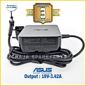 Harga charger adaptor asus vivobook s300ca s300 s300c 65w original new | HARGALOKA.COM