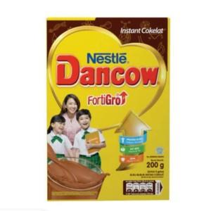 Harga dancow fortigro coklat susu formula 200   HARGALOKA.COM