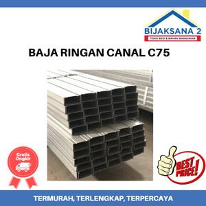 Harga rangka baja ringan c75     HARGALOKA.COM