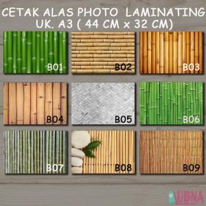 Harga b paling murah alas photo foto lipat produk a3 online shop | HARGALOKA.COM