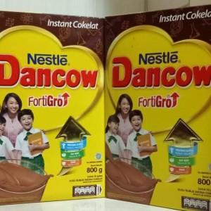 Harga susu anak bubuk dancow nestle fortigo coklat | HARGALOKA.COM