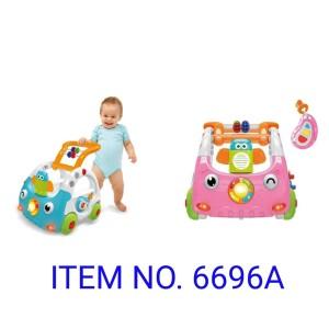 Harga baby walker untuk bayi belajar jalan lengkap dengan musik amp | HARGALOKA.COM