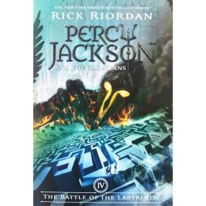 Harga percy jackson amp the olympians 4 the battle of the | HARGALOKA.COM