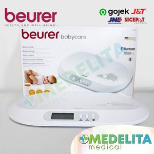 Harga timbangan bayi digital amp tinggi badan bayi bluetooth by90     HARGALOKA.COM