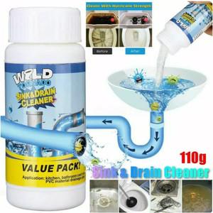 Katalog Wastafel Powerful Sink Drain Cleaner Chemical Powder Agent For Kitchen Katalog.or.id