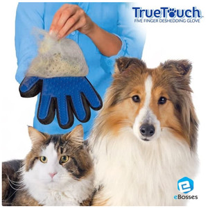 Info Sarung Tangan Grooming De Shedding Gloves True Touch Katalog.or.id
