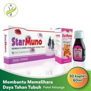 Harga paket keluarga starmuno amp starmuno | HARGALOKA.COM