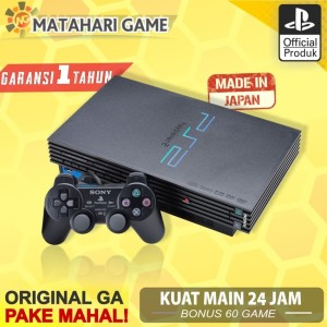 Harga best produk ps2 playstation 2 hdd 40gb full games garansi 1 | HARGALOKA.COM