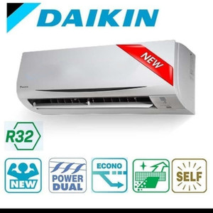 Harga ac daikin 2 pk ftc50 thailand paket pasang 3 | HARGALOKA.COM