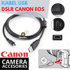 Harga kabel data usb kamera canon   1   HARGALOKA.COM