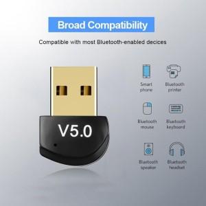Harga komputer usb bluetooth 5 0 dongle pc laptop csr mini windows blutut | HARGALOKA.COM