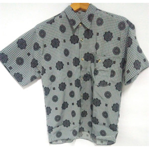 Harga 209 15 19 tahun kemeja baju atasan hem pendek anak cowo cewe pria   16 17 tahun   HARGALOKA.COM