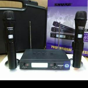Harga mix wireles shure ulx8000 best   HARGALOKA.COM