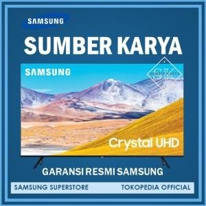 Harga 43tu8000 samsung crystal uhd smart led tv 43 inch flat 4k | HARGALOKA.COM