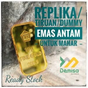 Harga replika tiruan emas logam mulia antam   | HARGALOKA.COM
