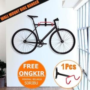 Harga gantungan sepeda dinding tembok   mudah kuat dan | HARGALOKA.COM