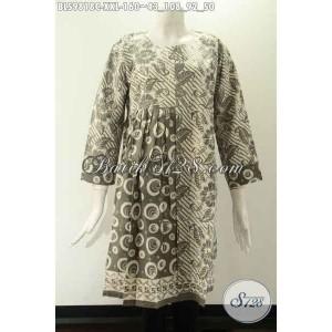 Harga blouse batik wanita gemuk lengan 7 8 motif terbaru size xxl | HARGALOKA.COM