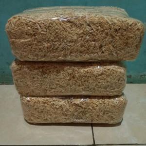 Harga serbuk kayu alas kandang jati belanda untuk kelinci hamster | HARGALOKA.COM