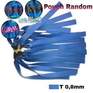 Harga karet ketapel slingshot import warna biru t 0 | HARGALOKA.COM