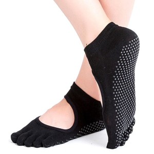 Harga kaos kaki khusus yoga anti slip size 34 39   | HARGALOKA.COM