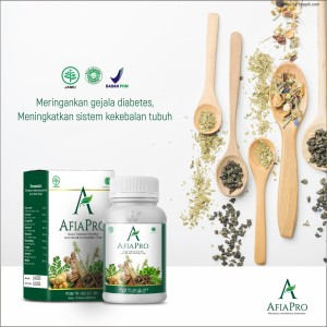 Harga afiapro herbal kronis kencing manis darah tinggi asam urat   HARGALOKA.COM