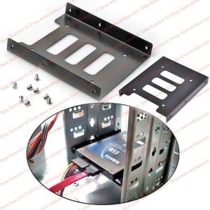 Harga breket hdd desktop pc cpu bracket mounting ssd 2 5 3 5 inch hard | HARGALOKA.COM