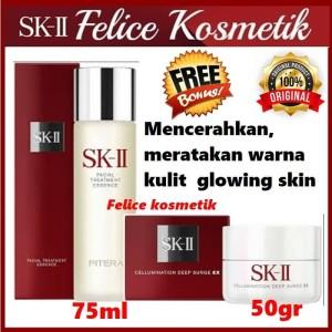 Harga sk ii skii sk ii promo fte 75 ml cellumination deep surge ex cds ex | HARGALOKA.COM