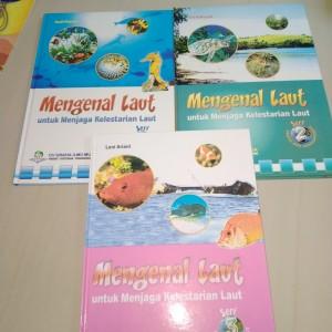 Harga buku anak mengenal laut untuk menjaga kelestarian | HARGALOKA.COM