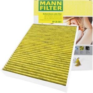 Harga filter ac bmw f30 3 lapisan   mann filter   fp25001   cabin | HARGALOKA.COM