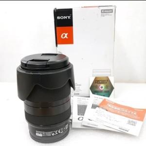 Harga lensa sony e mount 18 200 mm 18 200mm f3 5 6 3 oss   HARGALOKA.COM