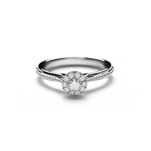 Harga lino and sons   cincin berlian f vvs1 dean diamond ring   HARGALOKA.COM