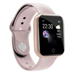 Harga smartwatch jam tangan i5 sport ip67 waterproof  metal body heartrate   | HARGALOKA.COM
