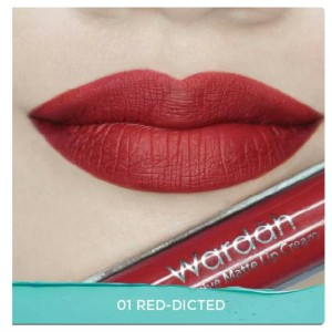 Info Wardah Lip Cream Matte Katalog.or.id