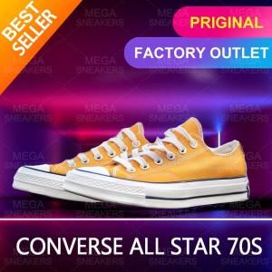 Harga converse all star 70s shoes yellow man and women low classic original   | HARGALOKA.COM