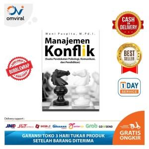 Harga buku manajemen konflik suatu pendekatan psikologi komunikasi dan | HARGALOKA.COM
